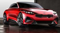 Kia Proceed Concept: esercizio di stile che anticipa la terza generazione al Salone di Francoforte