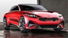 Kia Proceed Reborn Concept ispira la Shooting Brake che vedremo a Parigi