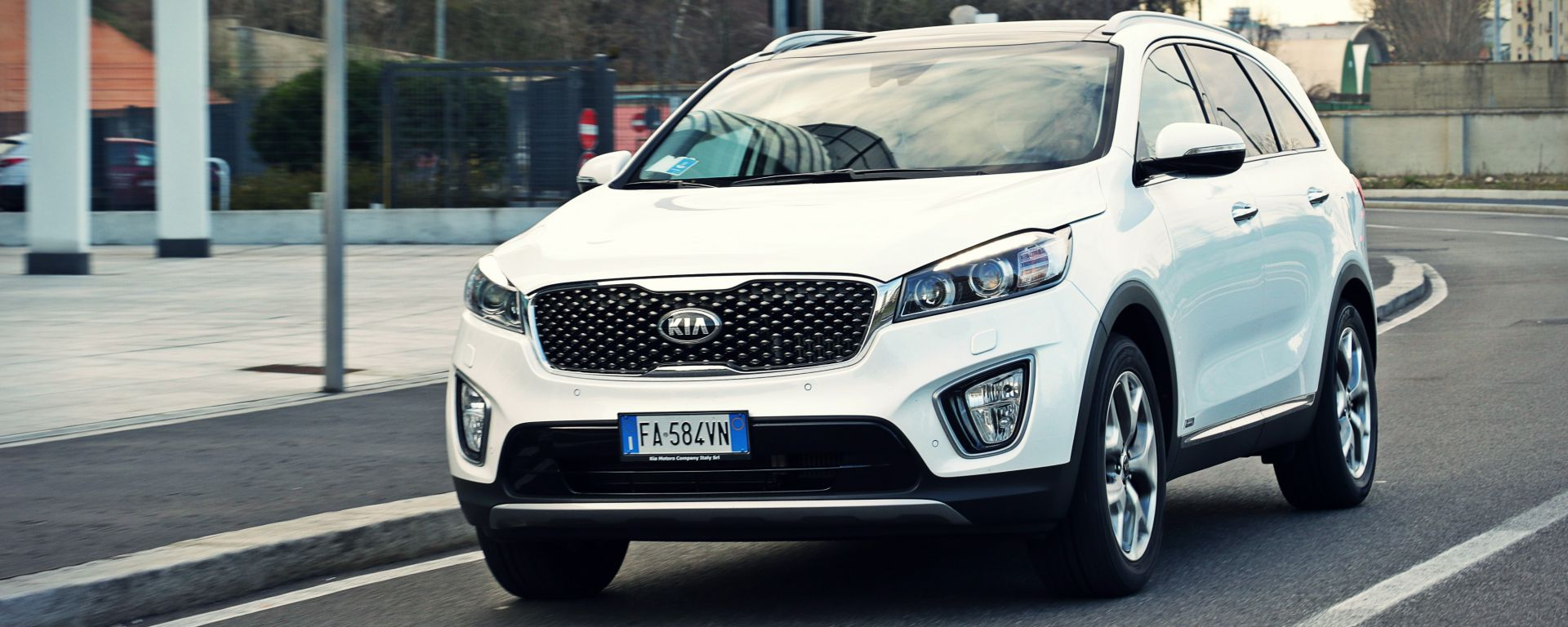 Kia Sorento 2.2 CRDi Feel Rebel