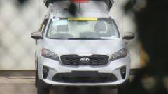 Kia Sorento Diesel: le foto spia durante i test in USA - Immagine: 3