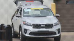 Kia Sorento Diesel: le foto spia durante i test in USA - Immagine: 4