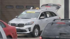 Kia Sorento Diesel: le foto spia durante i test in USA - Immagine: 1