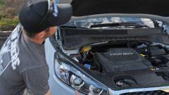 Kia Sorento Diesel: le foto spia durante i test in USA - Immagine: 7
