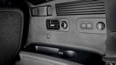 Kia Sorento Hybrid 2021, comando clima, sedili e presa USB per la terza fila