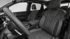 Kia Sorento Hybrid 2021, il posto di guida