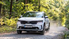 Kia Sorento Hybrid 2021, il test drive