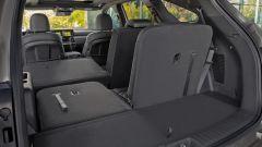 Kia Sorento Hybrid 2021, panoramica del bagagliaio