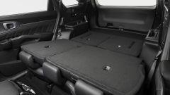Kia Sorento1.6 T-GDi Hybrid Evolution: il bagagliaio è enorme