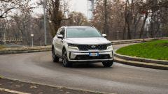 Kia Sorento1.6 T-GDi Hybrid Evolution: prova, pregi, difetti