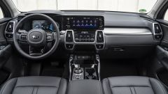 Kia Sorento1.6 T-GDi Hybrid Evolution:  l'abitacolo è ben realizzato