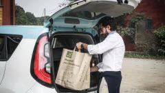 Kia Soul EcoElectric e l'eco shopping  - Immagine: 22