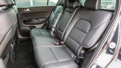 Kia Sportage 1.7 crdi 141 cv diesel GT Line, la prova - Immagine: 17