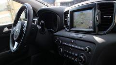 Kia Sportage 1.7 CRDi Class, la plancia