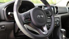 Kia Sportage 1.7 CRDi Class: la prova su strada - Immagine: 21