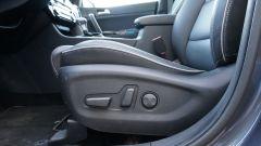 Kia Sportage 2.0 CRDI AWD GT Line: comandi elettrici di serie
