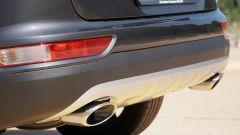 Kia Sportage 2.0 CRDI AWD GT Line: il doppio scarico fa parte dell'allestimento