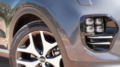 Kia Sportage 2.0 CRDI AWD GT Line: particolari i fendinebbia