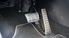 Kia Sportage 2.0 CRDI AWD GT Line: pedaliera in alluminio per la GT Line