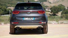 Kia Sportage 2.0 CRDI AWD GT Line: alla guida della versione più accessoriata  - Immagine: 14