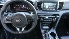 Kia Sportage 2.0 CRDI AWD GT Line: alla guida della versione più accessoriata  - Immagine: 26