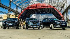 Kia Sportage vs Nissan Qashqai vs Renault Kadjar: il video