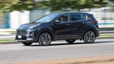 Kia Sportage 2018 2.0 Diesel Mild Hybrid