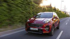 Kia Sportage 2018: la prova del Mild Hybrid - Immagine: 1