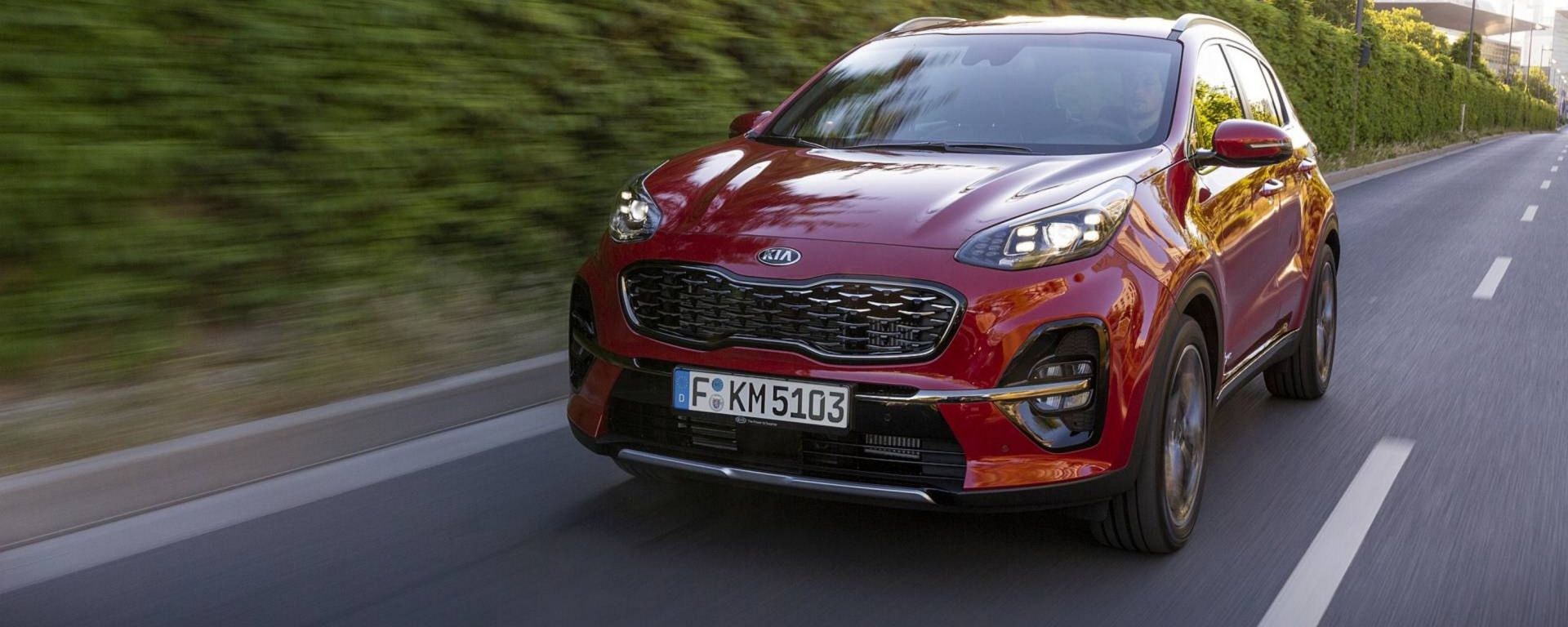 Kia Sportage 2018: la prova del Mild Hybrid