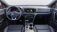 Kia Sportage 2018: la prova del Mild Hybrid - Immagine: 14