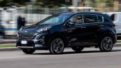 Kia Sportage 2019, ora anche ibrida diesel