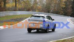Kia Sportage 2021: visuale posteriore