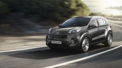 Kia Sportage, dal 2019 anche diesel mild-hybrid