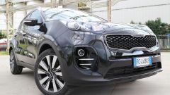 Kia Sportage: la nuova generazione della crossover coreana ha uno stile tutto nuovo