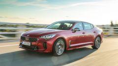 Kia Stinger: la prova e i prezzi delle versioni diesel e benzina - Immagine: 1