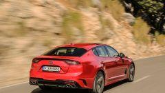 Kia Stinger: la prova e i prezzi delle versioni diesel e benzina - Immagine: 10