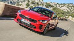 Kia Stinger: la prova e i prezzi delle versioni diesel e benzina - Immagine: 2