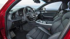 Kia Stinger: la prova e i prezzi delle versioni diesel e benzina - Immagine: 13