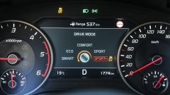 Kia Stinger: la prova e i prezzi delle versioni diesel e benzina - Immagine: 19
