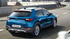 Kia Stonic 2021, debutta il 1.0 benzina mild hybrid