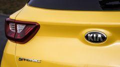 Kia Stonic: dettaglio del posteriore