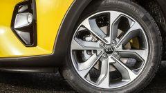 Kia Stonic: il cerchio anteriore