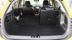 Kia Stonic: il vano bagagli con doppiofondo