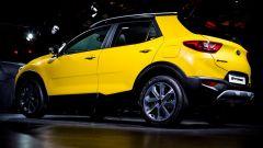 Kia Stonic: a tu per tu con il piccolo SUV di Kia - Immagine: 8