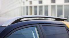Kia Stonic: le barre sul tetto