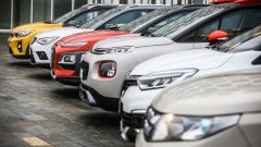Kia Stonic, Seat Arona, Hyundai Kona, Citroen C3 Aircross, Renault Captur e Suzuki Vitara: i frontali