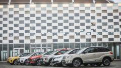 Kia Stonic, Seat Arona, Hyundai Kona, Citroen C3 Aircross, Renault Captur e Suzuki Vitara