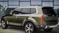 Kia Telluride: il modello di serie potrebbe arrivare già nel 2020 - Immagine: 3
