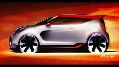 Kia Track'ster Concept - Immagine: 7