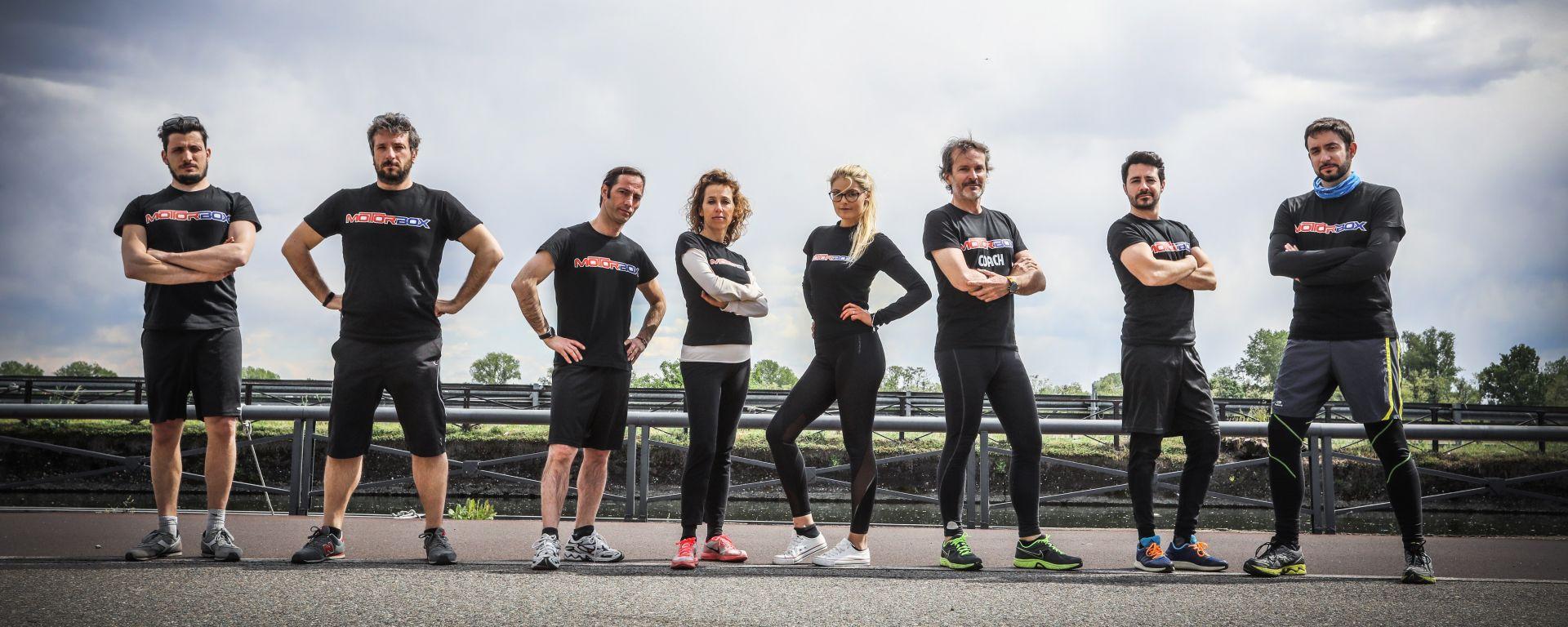 Kia Wings For Life: come ci si veste per una maratona? [VIDEO]