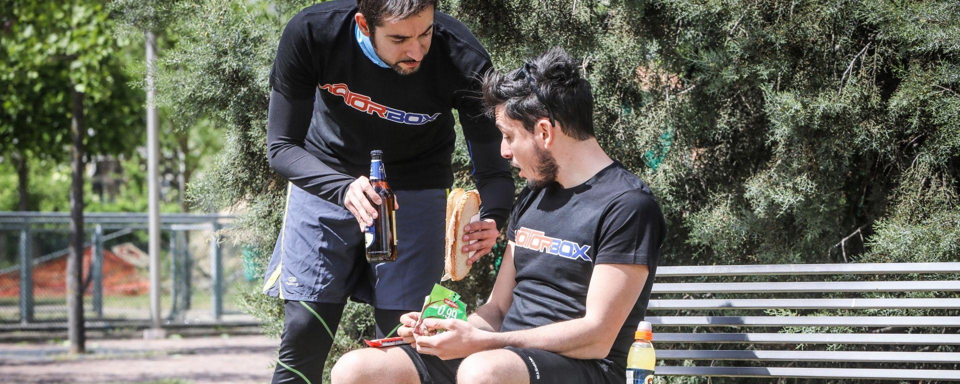 Kia Wings For Life: l'alimentazione per la maratona [VIDEO]